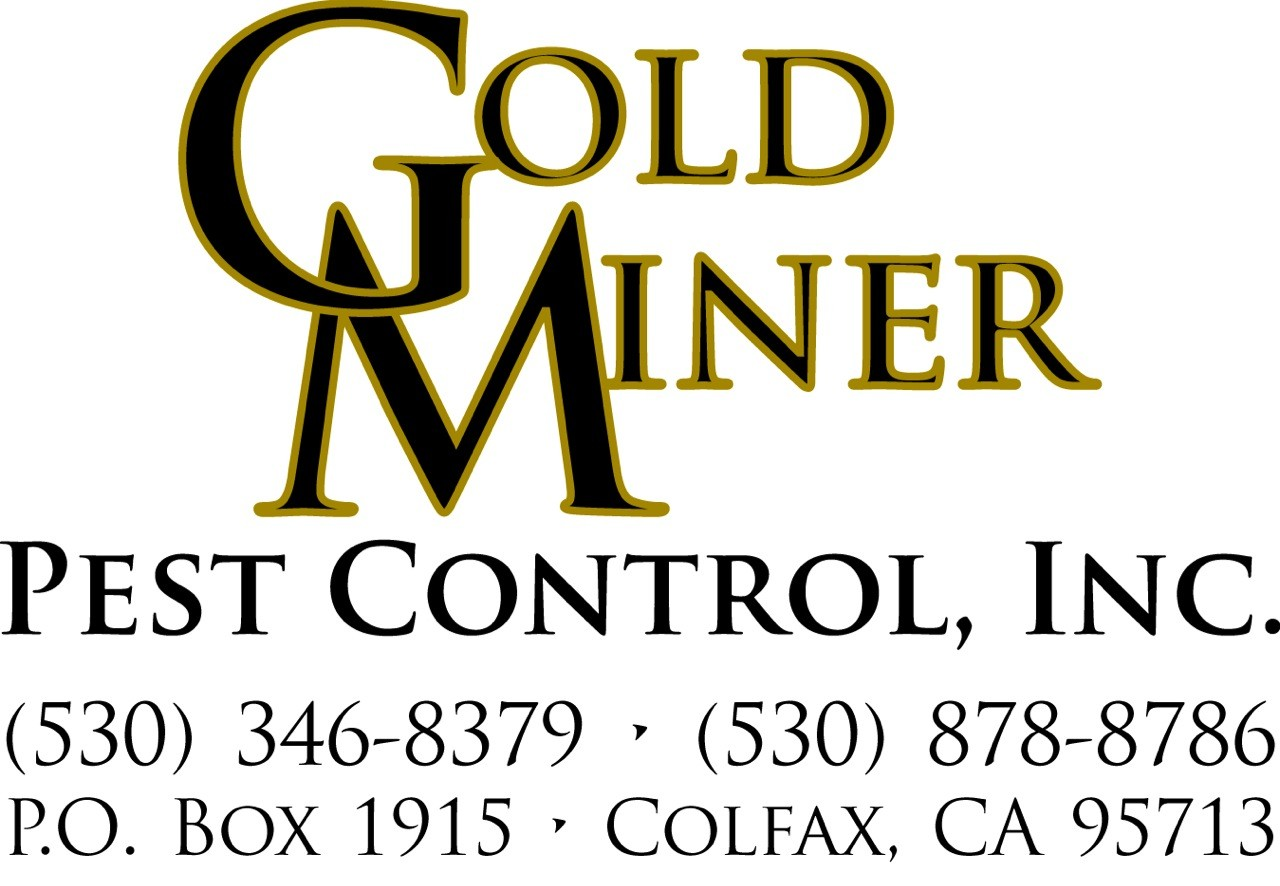 GoldMinerPestControl INC. Logo