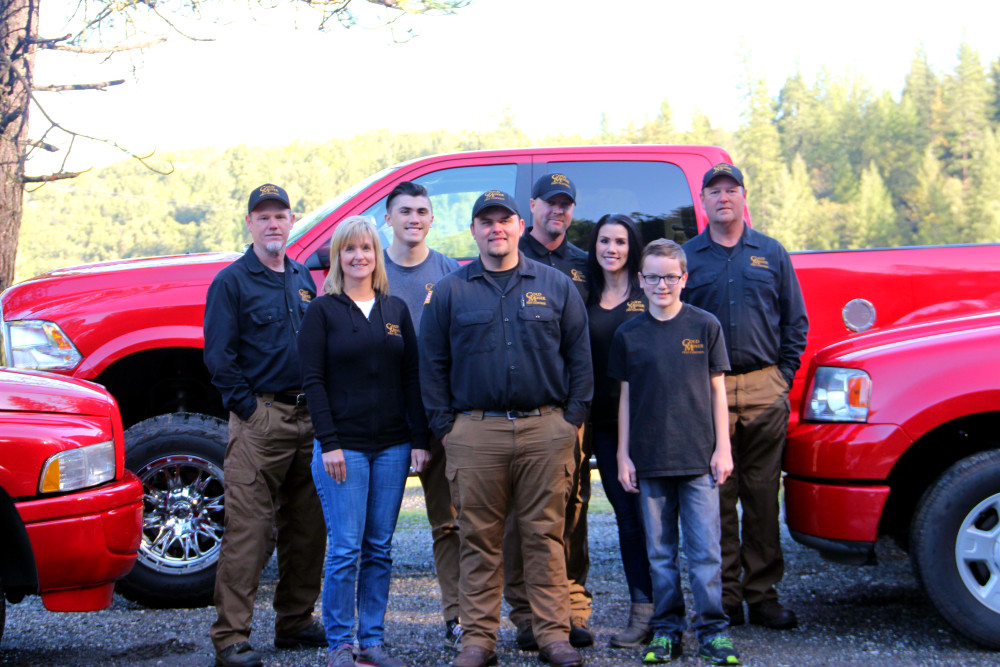 Gold Miner Pest Control Team